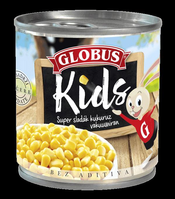 Kukuruz za decu super sladak konzerviran
