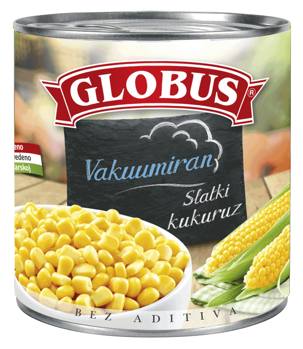slatki kukuruz u konzervi